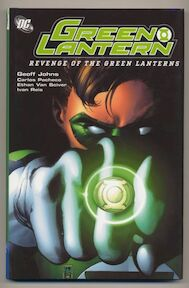 Green Lantern Vol. 2: Revenge of the Green Lanterns - Geoff Johns (ISBN 9781401211677)