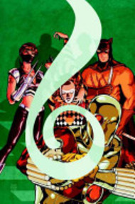 Secret Six: Unhinged - Gail Simone, Nicola Scott (ISBN 9781401223274)