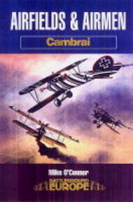 Airfields & Airmen - Mike O'Connor (ISBN 9780850529586)