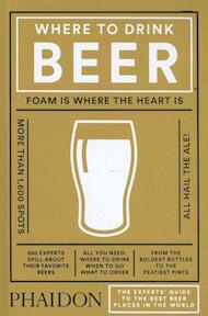Where to Drink Beer (ISBN 9780714876016)