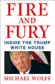 Fire and Fury - Michael Wolff (ISBN 9781250158062)