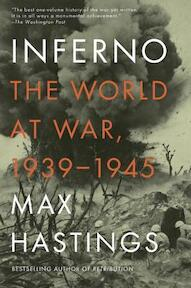 Inferno - Max Hastings (ISBN 9780307475534)