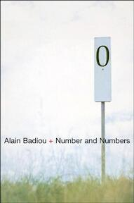 Number and Numbers - Alain Badiou (ISBN 9780745638799)