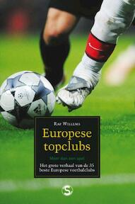 Europese topclubs - R. Willems (ISBN 9789029571517)