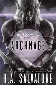 Archmage - R. A. Salvatore (ISBN 9780786965755)