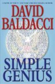 Simple Genius - David Baldacci (ISBN 9780446199469)