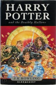 Harry Potter and the Deathly Hallows - J.K. Rowling (ISBN 9780747591054)