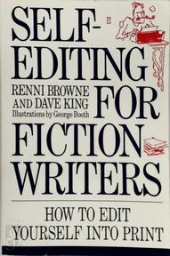 Self-Editing for Fiction Writers - Renni Browne, Dave King (ISBN 9780062720467)