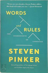 Words and Rules - Steven Pinker (ISBN 9780465072705)