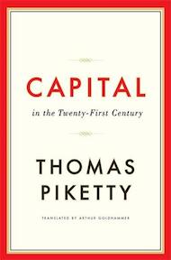 Capital in the twenty-first century - Thomas Piketty (ISBN 9780674430006)
