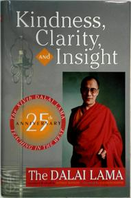 Kindness, clarity, and insight - Dalai Lama, Bstan-'Dzin-Rgya-Mtsho (Dalai Lama Xiv), Jeffrey Hopkins, Elizabeth Napper (ISBN 9781559392518)