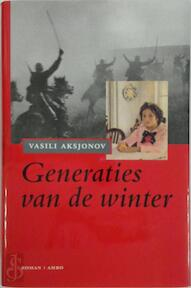 Generaties van de winter - Vasili Aksjonov (ISBN 9789026314148)