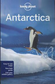 Lonely Planet Country Antarctica dr 5 (ISBN 9781741794595)