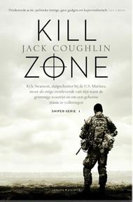 Sniper serie 1. Kill zone - Jack Coughlin (ISBN 9789045211626)
