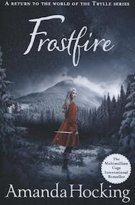 Frostfire - Amanda Hocking (ISBN 9781447256649)