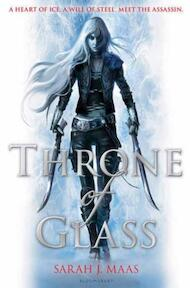 Throne of glass - sarah j. maas (ISBN 9781408832332)