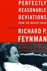 Perfectly Reasonable Deviations from the Beaten Track - Richard Phillips Feynman (ISBN 9780738206363)