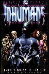 Inhumans - Paul Jenkins, Jae Lee (ISBN 9781846534188)