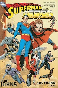 Superman and the Legion of Super-Heroes - Geoff Johns (ISBN 9781401218195)