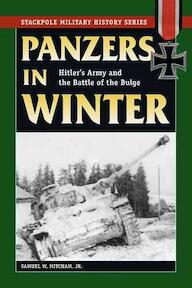 Panzers in Winter - Samuel W. Mitcham (ISBN 9780811734561)