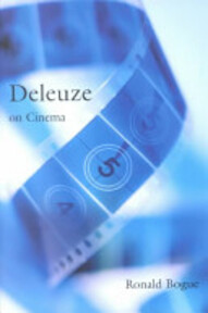 Deleuze on Cinema - Ronald Bogue (ISBN 9780415966047)