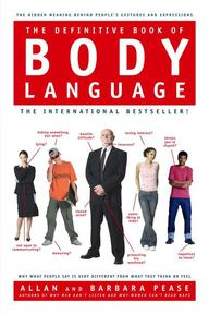 The Definitive Book of Body Language - Allan Barbara ; Pease Pease (ISBN 9780553804720)