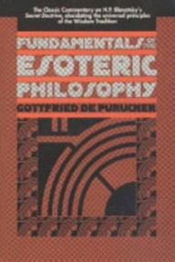 Fundamentals of the Esoteric Philosophy - Gottfried Purucker (ISBN 9780913004708)