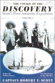 The Voyage of the Discovery - Robert Falcon Scott, Ross Macphee (ISBN 9780815411512)