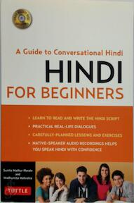 Hindi for Beginners - Madhumita Mehrotra, Sunita Narain Mathur (ISBN 9780804844383)