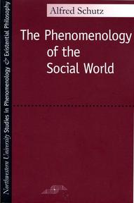 Phenomenology of the Social World - Alfred Schutz (ISBN 9780810103900)