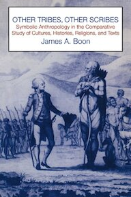 Other Tribes, Other Scribes - James A. Boon (ISBN 9780521271974)