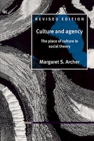 Culture and Agency - Margaret S. Archer (ISBN 9780521564410)
