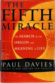 The Fifth Miracle - P. C. W. Davies (ISBN 9780684837994)