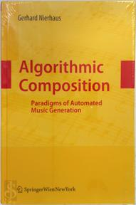Algorithmic Composition - Gerhard Nierhaus (ISBN 9783211755396)