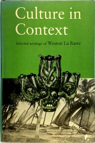 Culture in Context - Weston La Barre (ISBN 0822304244)