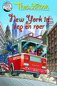 New York in rep en roer (9) - T. Stilton, Thea Stilton (ISBN 9789085921554)
