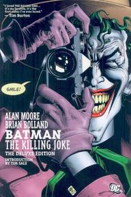 The Killing Joke - Alan Moore (ISBN 9781401216672)