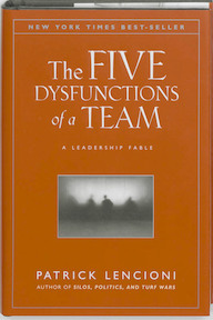 The Five Dysfunctions of a Team - Patrick M. Lencioni (ISBN 9780787960759)