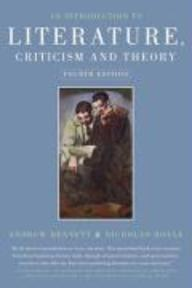 An Introduction to Literature Criticism and Theory - Andrew Bennett (ISBN 9781405859141)