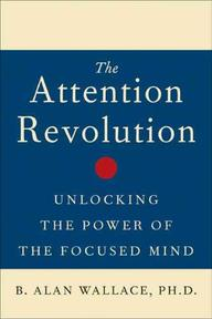 The Attention Revolution - B. Alan Wallace (ISBN 9780861712762)