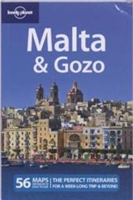 Lonely Planet Country Malta and Gozo dr 5
