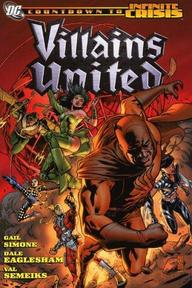 Villains United - Gail Simone, Dale Eaglesham, Val Semeiks (ISBN 9781401208387)