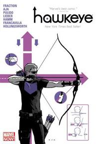 Hawkeye 1 - Matt Fraction (ISBN 9780785184874)