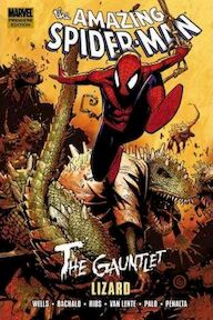 The Gauntlet - Lizard - Chris Bachalo (ISBN 9780785146155)