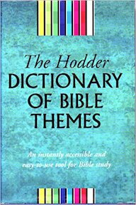 The Hodder Dictionary of Bible Themes - Martin H. Manser (ISBN 9780340656457)