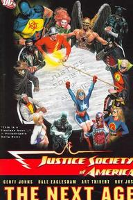 Justice Society of America - Geoff Johns, Dale Eaglesham (ISBN 9781401214449)
