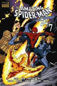 The Amazing Spider-Man: 24/7 - Slott, Waid, Van Lente, Wells, Kitson, McKone, Siqueira, Rivera (ISBN 9780785133964)
