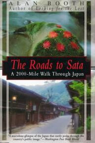 The Roads to Sata - alan booth (ISBN 9781568361871)