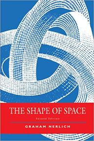 The Shape of Space - Graham Nerlich (ISBN 9780521456456)