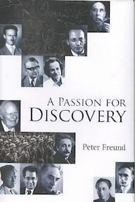A Passion for Discovery - Peter Freund (ISBN 9789812706461)